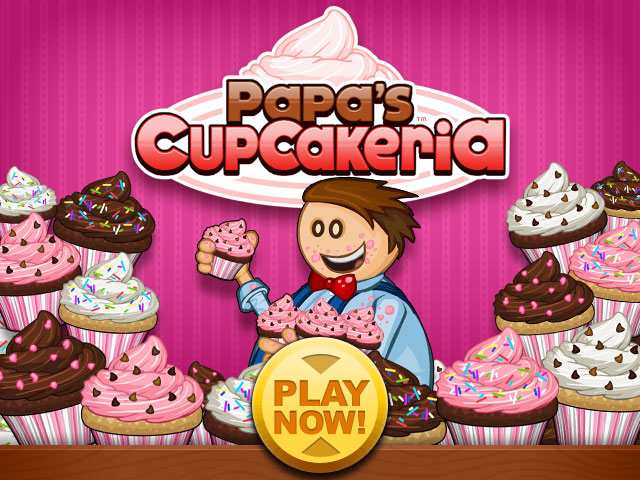Cool Math Games Papa's Cupcakeria